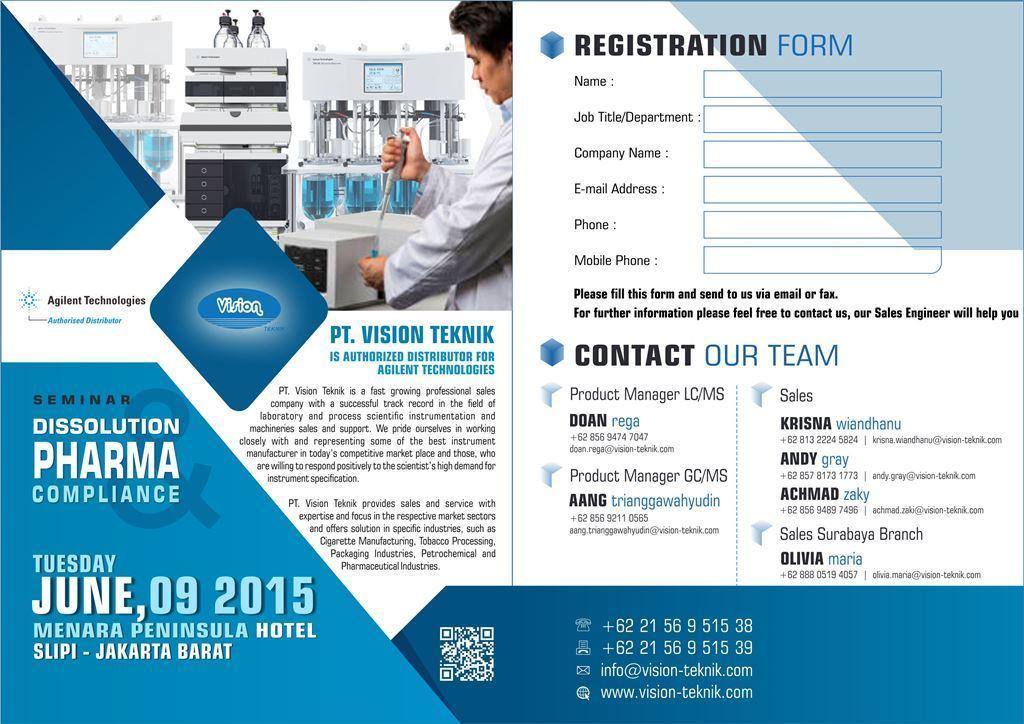 Seminar Dissolution and Pharma Compliance