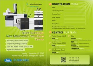 Mass Spectrometry Technological Seminar