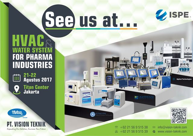 HVAC and Water System for Pharma Industries