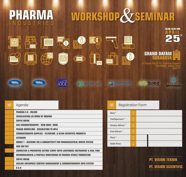 Pharma Industries Workshop & Seminar