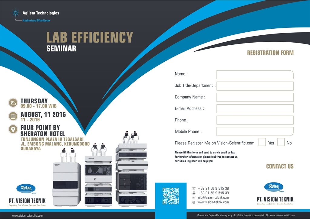 Lab Efficiency Seminar