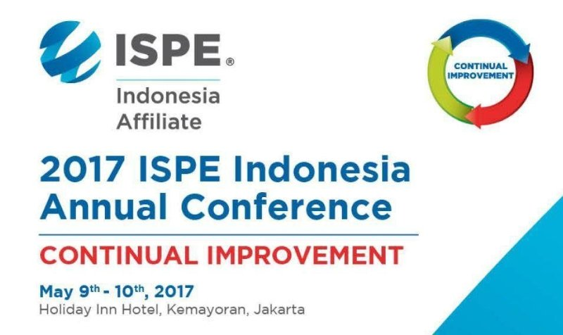 ISPE 2017 Continual Improvement